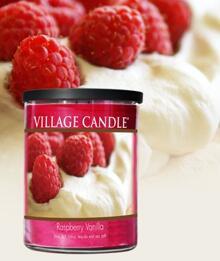 Raspberry Vanilla. Dècor 10oz