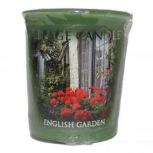 English garden/Votive