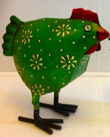 Ebba grön kyckling
