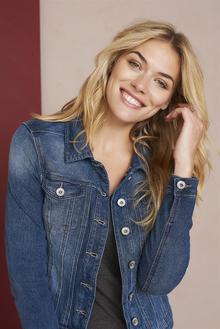 Mia Jogg denim jacket