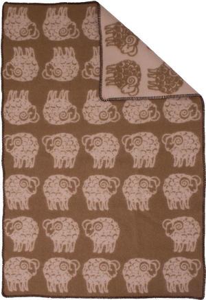Sheep Brown/Beige 90x130