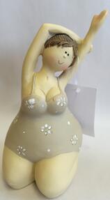 Rosita-badkvinna