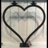 Kandelaber hjärta