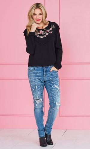 Dolly Jeans - Bailey Fit