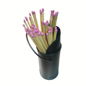 Holder with 60 long matches