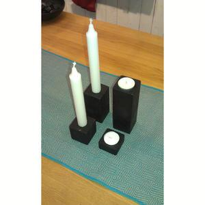Candleholder iron 15 cm