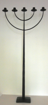 Golvkandelaber 5-armar