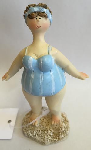 Sylvia-badkvinna