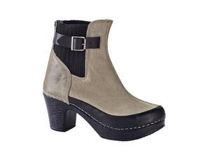 Anja Boot grå/svart - Calou