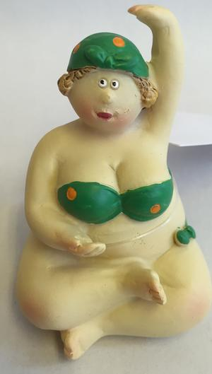 Kita - badkvinna