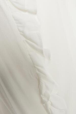 Iman blouse - vit